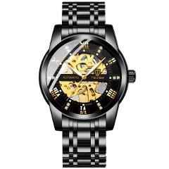 Top Brand Luxury TEVISE Mens Self Wind Wristwatch Man Mechanical Watches Automatic Watch Fashion Male Clock Relogio Masculino