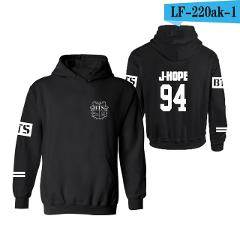 BTS Hoodies Women Kpop BTS Bangtan Boys sweatshirt Womens and men hoodie bts album plus size 4XL winter k-pop clothes hip hop