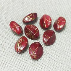loose beads earrings findings wrap choker necklace bracelet tassel charms spacers Filigree jewelry vintage threaded bohemia kit