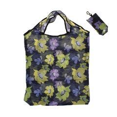 Hot Reusable Shopping Bags Women Foldable Tote Bag Portable Cloth Eco Grocery Bag Folding Large Capacity Handbags