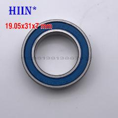 1905317 -2RS 19317 19*31*7 Deep Groove Ball Bearings 19x31x7 mm High Quality 19.05x31x7 mm MR31190517 Full complement