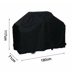 S/ M/ L/ XL BBQ Cover Waterproof Barbecue Covers Garden Patio Grill Protector
