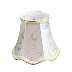 12.5cm japanese Chandelier Lamp Shades, wall lamp shades, Clip On