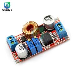 CC/CV 5A Step Down Buck Charging Board XL4015 LED Driver Lithium Battery Charger Converter Module DC-DC 0.8-30V To 5-32V