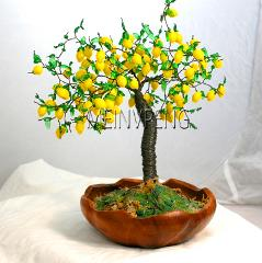 New Bonsai 2018!20 pieces /bag ,Lemon Garden, potted balcony, planting seasons, sprouting 95%,#8Y6Z82