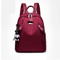 2019 New Oxford cloth waterproof student bag Travel casual backpack women outdoor bag mochila feminina CL05