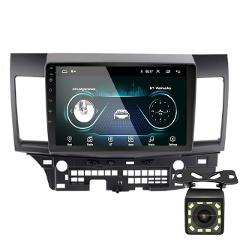 "10"" 2din Android 8.1 GO Car DVD Player for Mitsubishi Lancer 2008 2009 2010-2016 Car Radio GPS Navigation WIFI Player"
