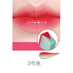 XY Fancy Women Gradient Color Bite Lipstick V Cutting Two Tone Tint Silky Moisturzing Nourishing Lipsticks Balm Lip Cosmetic