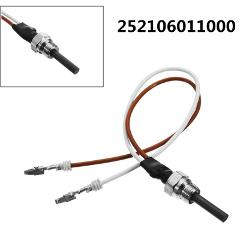 1 pc 12 V Silicon Nitride Ceramic Parking Heater Glow Plug For Eberspacher Airtronic D2 D4S D4WSC D5WSC Glow Plug 252106011000