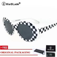 Goggles Kurt Cobain Sunglasses Transparent Clear Lenses Glasses Vintage NIRVANA Oval Eyewear Fashion Classic Sun Glasses