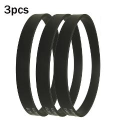 3pcs Vacuum Cleaner Drive Belt For Hoover YMH28950 Replacement UD40350 UD70210 Replacement Drive Belts