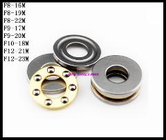 5-10pcs/Lot F8-16M , F8-19M , F8-22M , F9-17M , F9-20M , F10-18M , F12-21M , F12-23M Axial Ball Thrust Bearing Brand New
