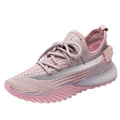 womens flats lady shoes Leisure Outdoors Casual Shoes Breathable Women's Mesh Sneaker zapatillas mujer casual plataforma#BY20