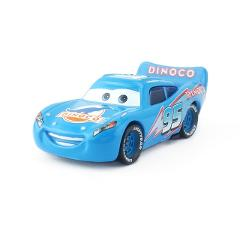 Disney Pixar Cars Racer King Chick Hicks Dinoco Lightning McQueen Metal Toy Car For Kids Gift 1:55 Brand New & Free Shipping
